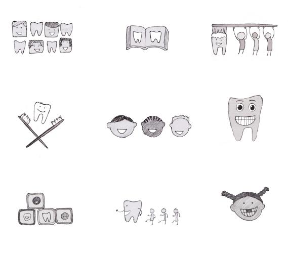 9 more sketches