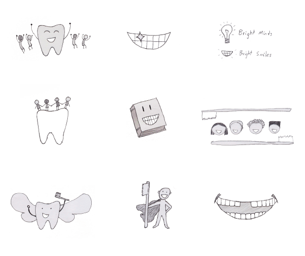 9 sketches